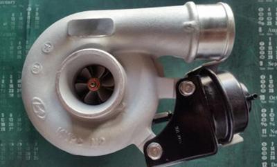 Sistema de limpieza de piezas y partes de Turbos